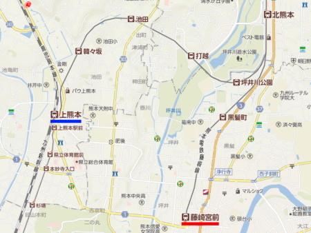 藤崎宮前駅周辺地図c.jpg