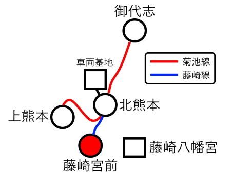 藤崎宮前駅周辺路線図c.jpg
