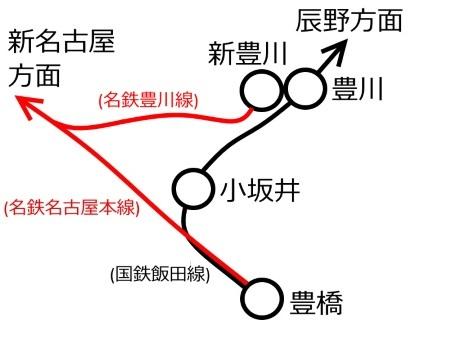 豊橋周辺路線図戦後c.jpg