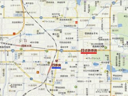 近鉄奈良駅周辺路線図c.jpg