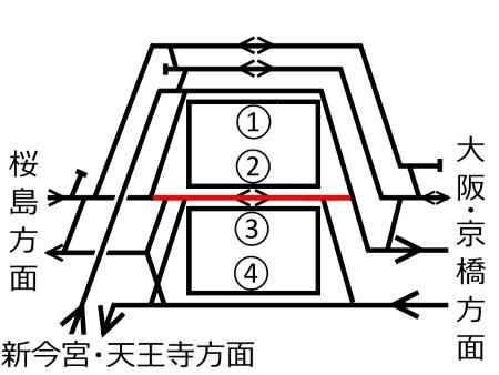JR西九条駅構内配線図c.jpg